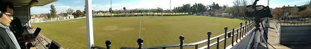 Estadio de Sarmiento de Leones panoramica