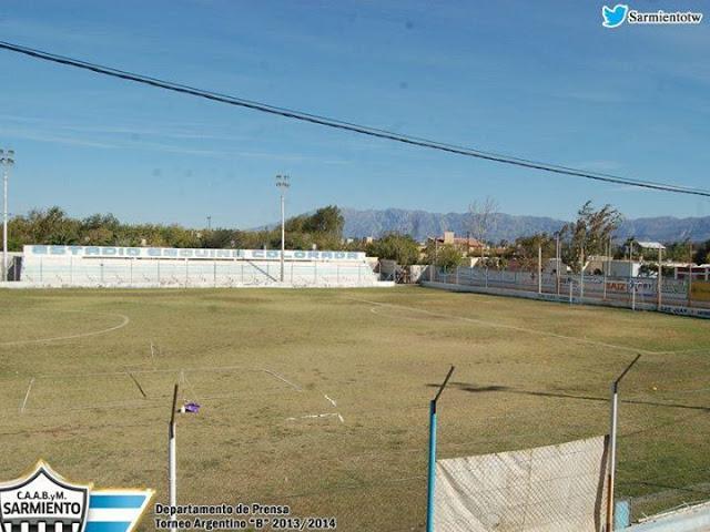 Estadio de Sportivo del Bono de San Juan tribuna2
