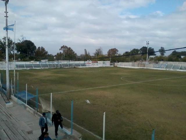 Estadio de Sportivo del Bono de San Juan tribuna