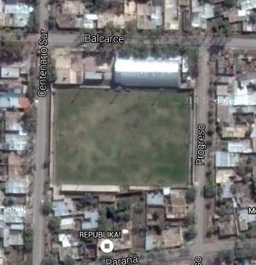 Estadio de Sportivo del Bono de San Juan google map