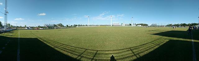 cancha de Deportivo Achirense panoramica2