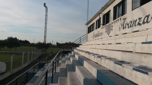 Estadio de Aprendices Casildenses tribuna