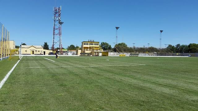 cancha de Belgrano de Curuzú Cuatiá tribuna3