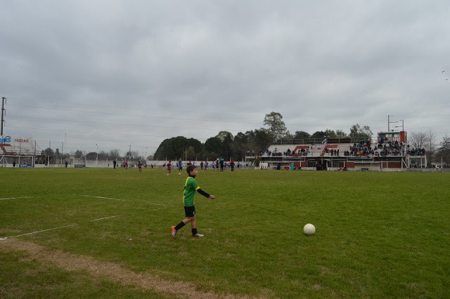 Estadio de Cañuelas FC platea