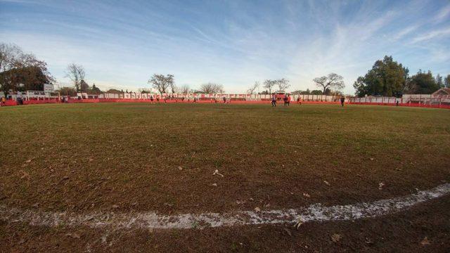 estadio Juventud Unida panoramica