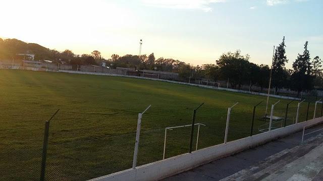 Estadio Dr. Lucio Cornejo Campo Santo5