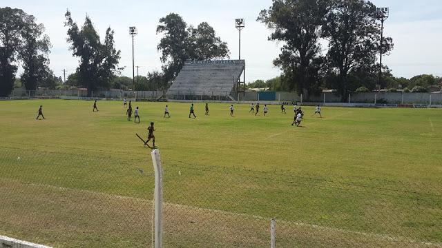 Estadio de Central Argentino de La Banda tribuna2