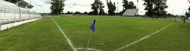 Estadio de Central Argentino de La Banda panoramica