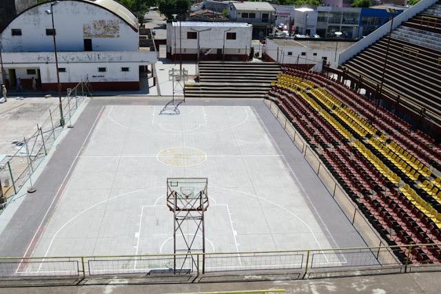 Estadio Abierto de Deportivo Juventus de Corrientes1