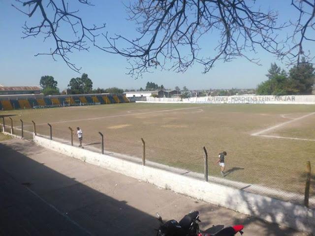 Estadio de Estación Experimental de Tucumán tribuna