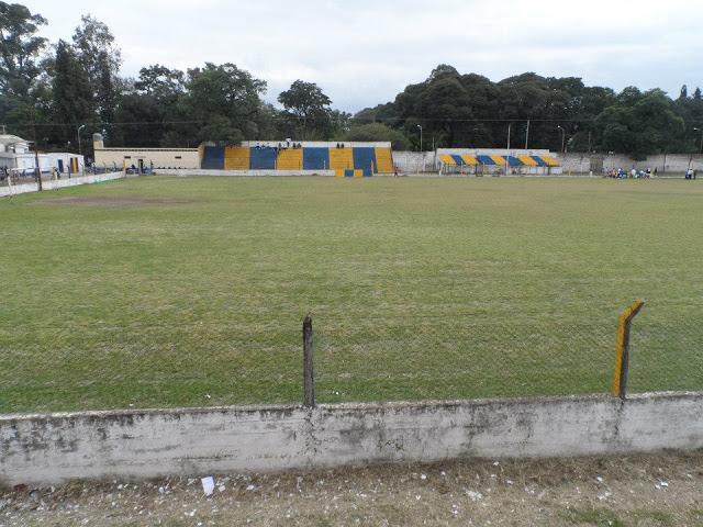 Estadio de Estación Experimental de Tucumán platea