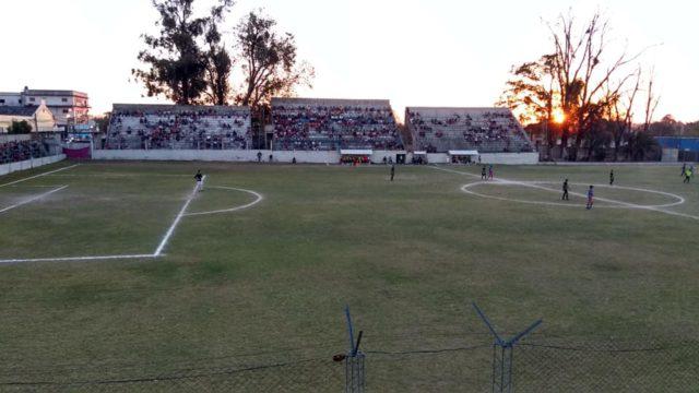 Estadio Agustín Faraldo tribunas