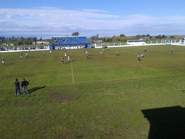 Estadio de Coronel Vidal tribuna2