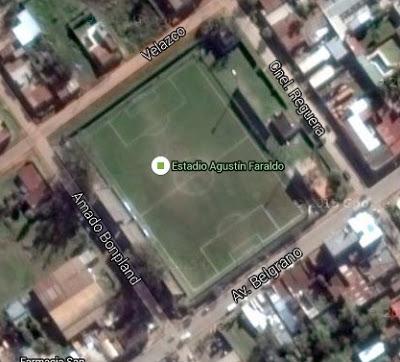 Estadio Paso de los Libres google map