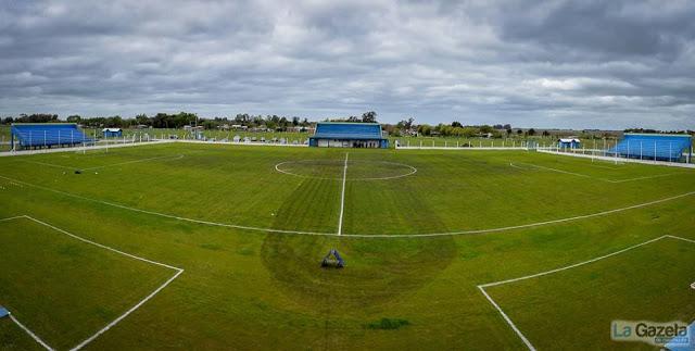 Estadio de Coronel Vidal panoramica