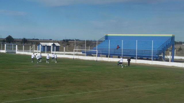 Estadio de Coronel Vidal tribuna