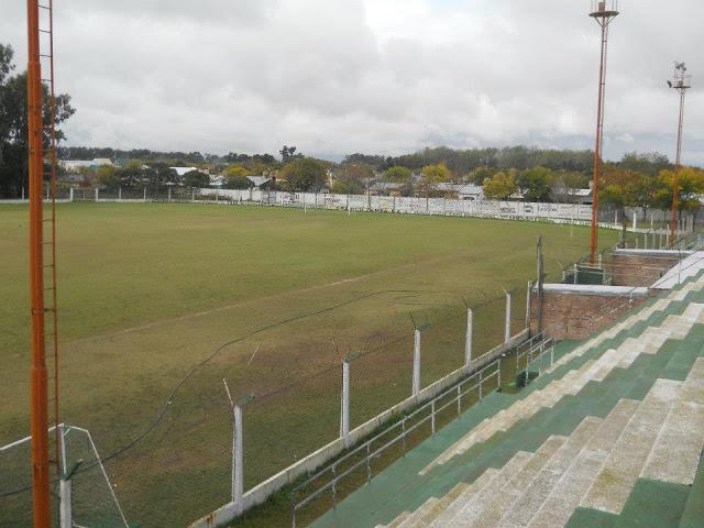 Estadio de Ferro Carril Oeste de Intendente Alvear1
