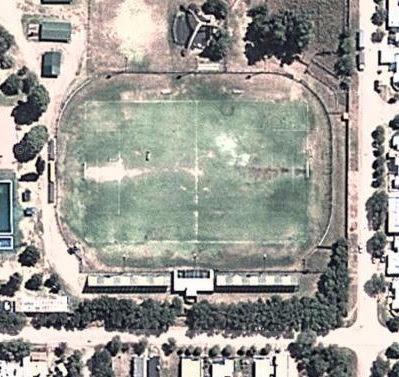 Estadio de Ferro Carril Oeste de Intendente Alvear google map