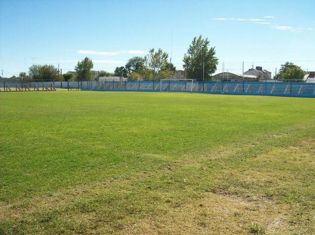 Estadio de Ferrocarril Sud de Olavarría tribuna