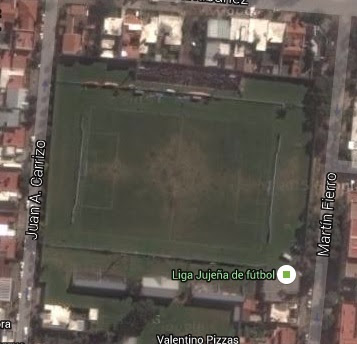 estadio La Tablada google map