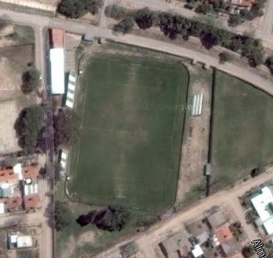 Estadio de Libertad de Campo Santo google map