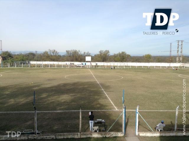 Estadio de Río Grande de La Mendieta tribunas