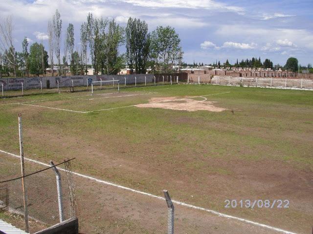 Estadio de Sport Club Quiroga de San Rafael3