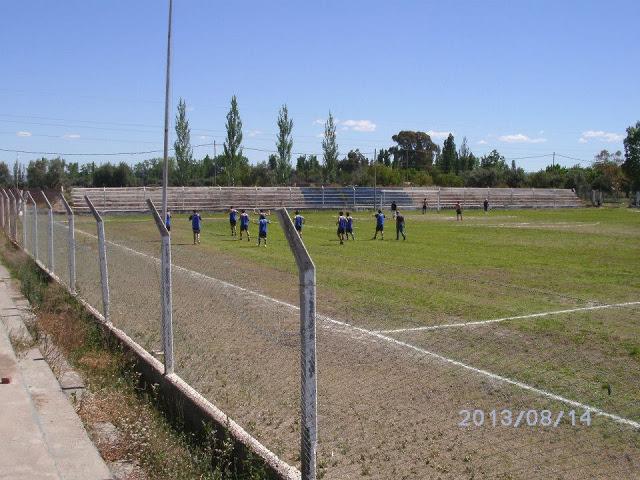 Estadio de Sport Club Quiroga de San Rafael tribuna1