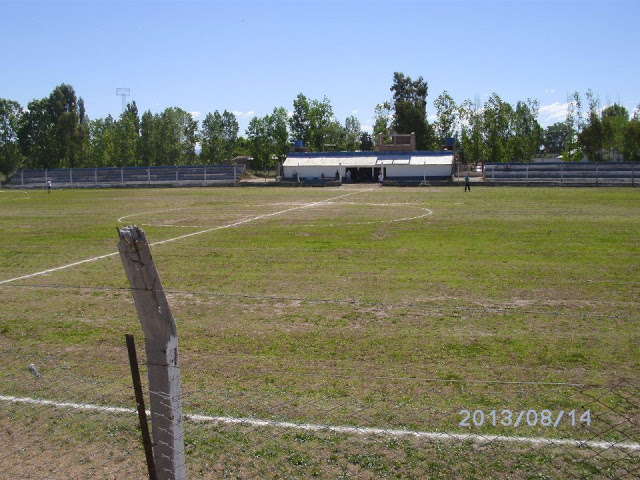 Estadio de Sport Club Quiroga de San Rafael2