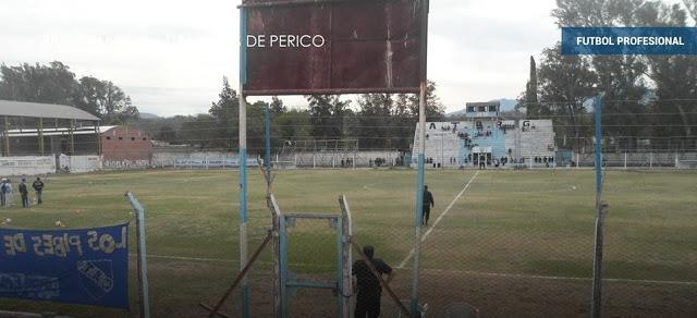 Estadio de Río Grande de La Mendieta platea