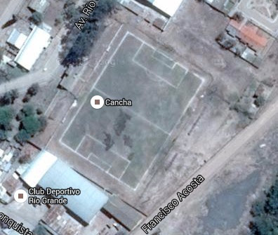 Estadio de Río Grande de La Mendieta google map