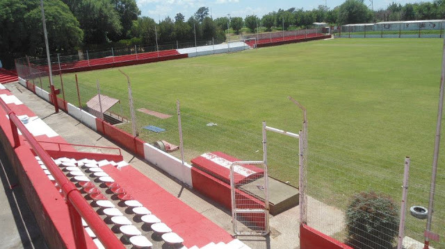 Estadio de Alianza de Arteaga tribuna2