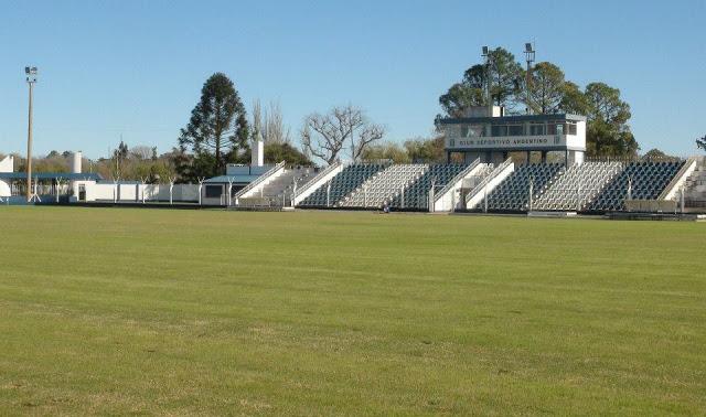 Estadio Deportivo Argentino Monte Maíz