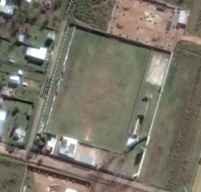 cancha de Atlas google map