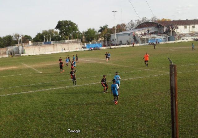 Estadio Racing Club Reconquista