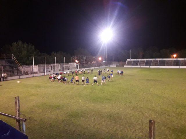 Estadio Humberto Savoia Reconquista