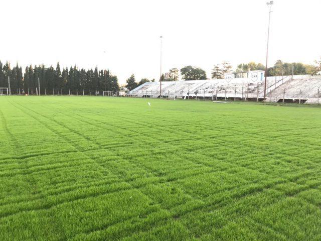 estadio Rivadavia Junín tribuna