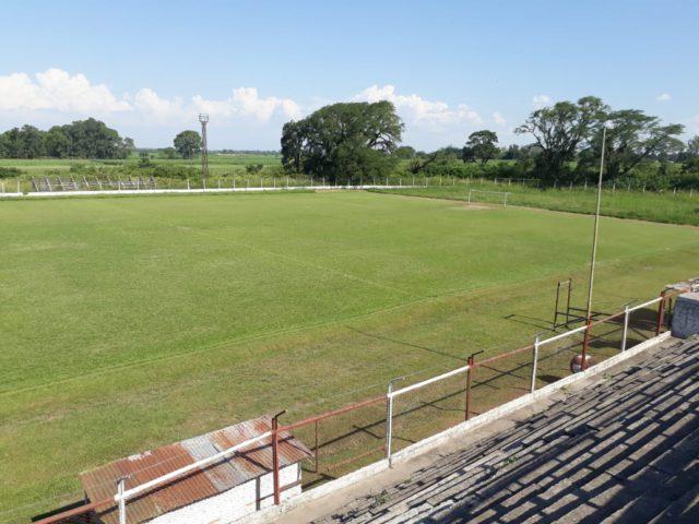 cancha Club Santa Ana Tucumán