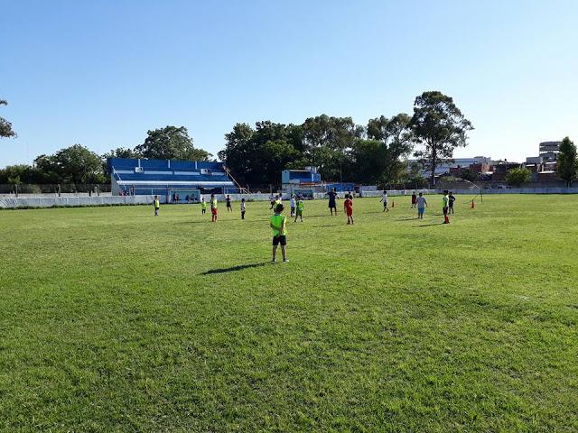 Estadio Saturnino Moure CAVA
