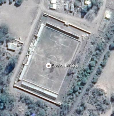 cancha de Central Córdoba de Frías google map