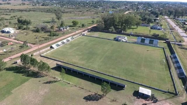 estadio Apinta Mercedes Corrientes