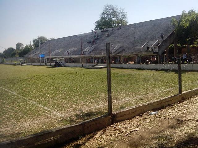 Estadio de Juventud Unida de Tafí Viejo tribuna