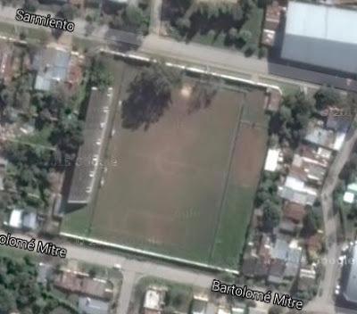 Estadio de Juventud Unida de Tafí Viejo google map
