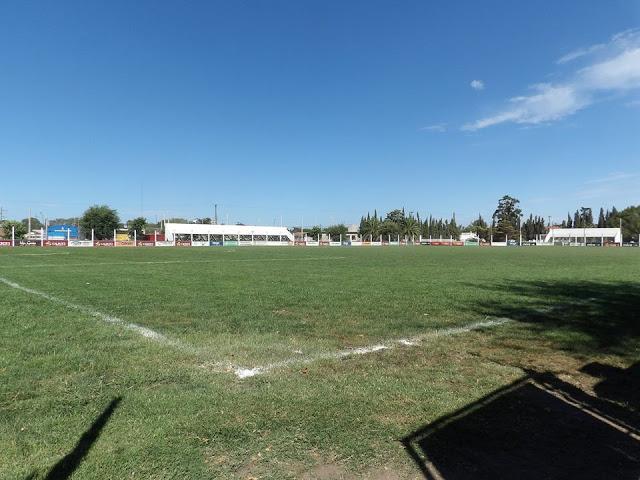 Estadio de Kimberley de Mar del Plata tribunas