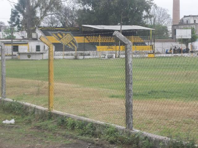 Estadio de Lastenia de Tucumán platea