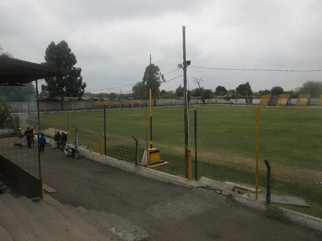 Estadio de Lastenia de Tucumán tribuna1