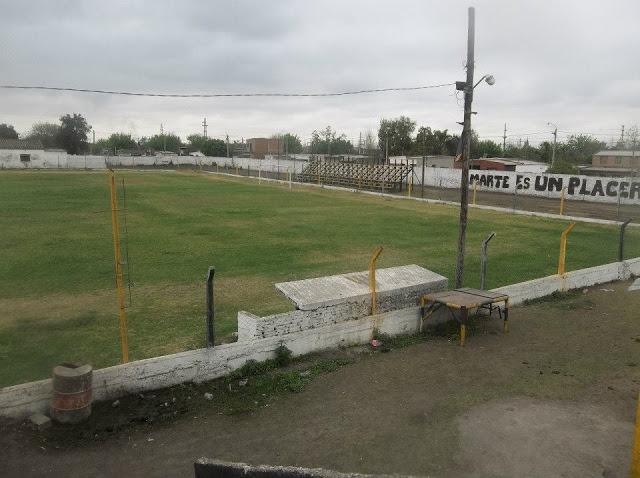 Estadio de Lastenia de Tucumán tribuna3