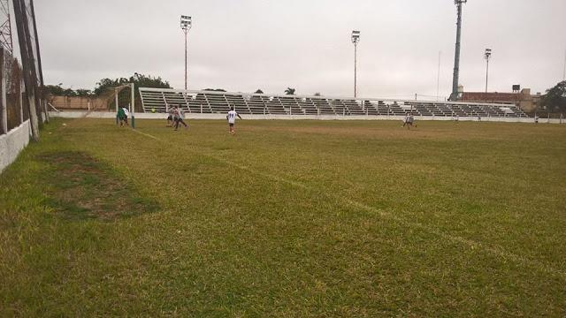 estadio Liga Santotomeña de Fútbol5
