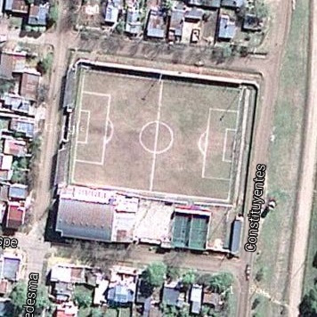 Estadio de Racing Club de Reconquista google map