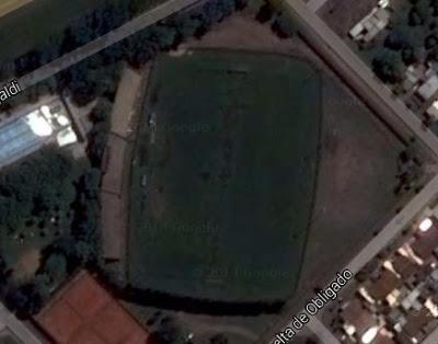 cancha de Rivadavia de Junín google map